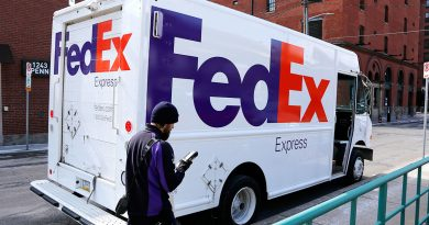 FedEx Announces 2020 Rate Hike and Peak Surcharges